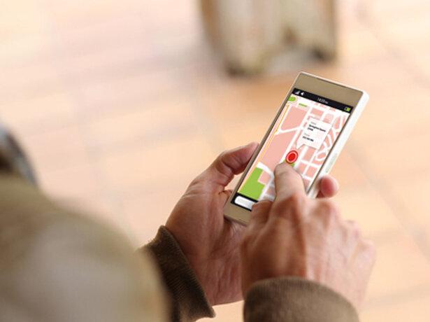 l'application mobile Ambiciti vous informe du niveau de pollution sonore et atmosphérique