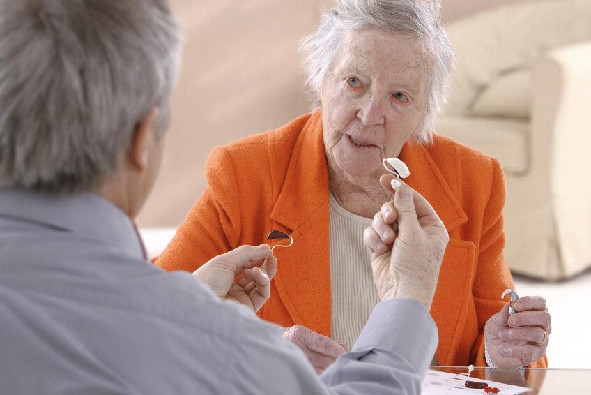 La perte d'audition : un facteur de risque pour Alzheimer