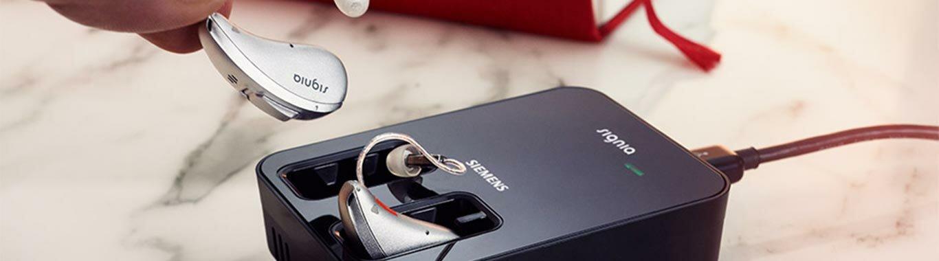 Les appareils auditifs rechargeables : une vraie révolution !