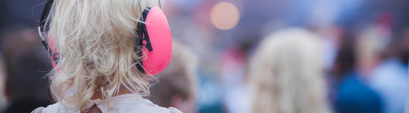 Protection auditive en concert et boite de nuit