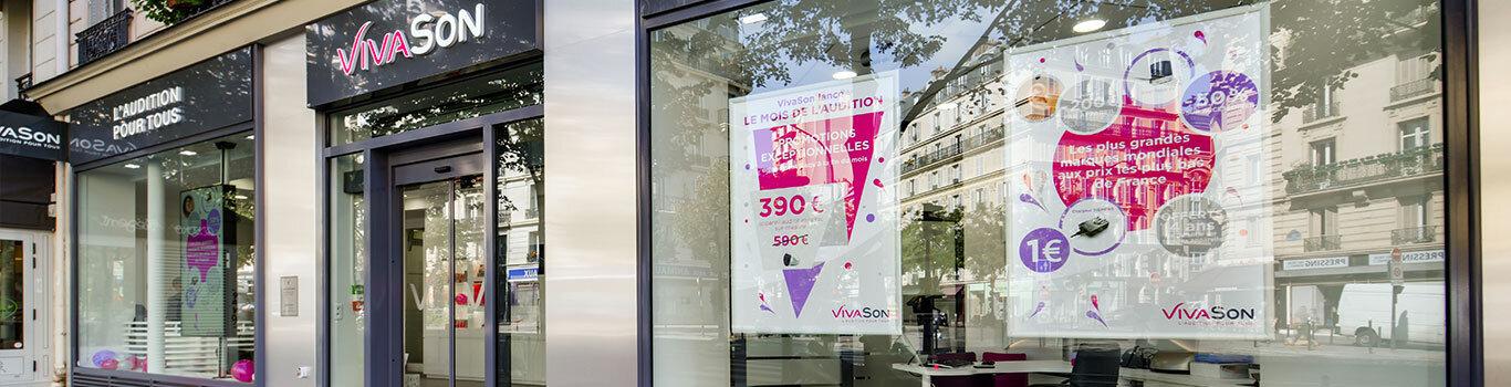 543f35751da814 Audioprothésiste Paris 11ème (75) - Centre Auditif VivaSon