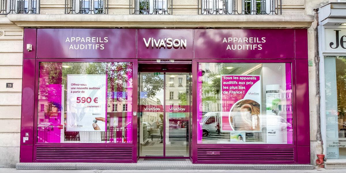 fe493f47bc3785 Audioprothésistes VivaSon - Trouvez un centre à proximité   VivaSon