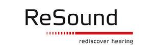 Marque d'appareils auditifs Resound